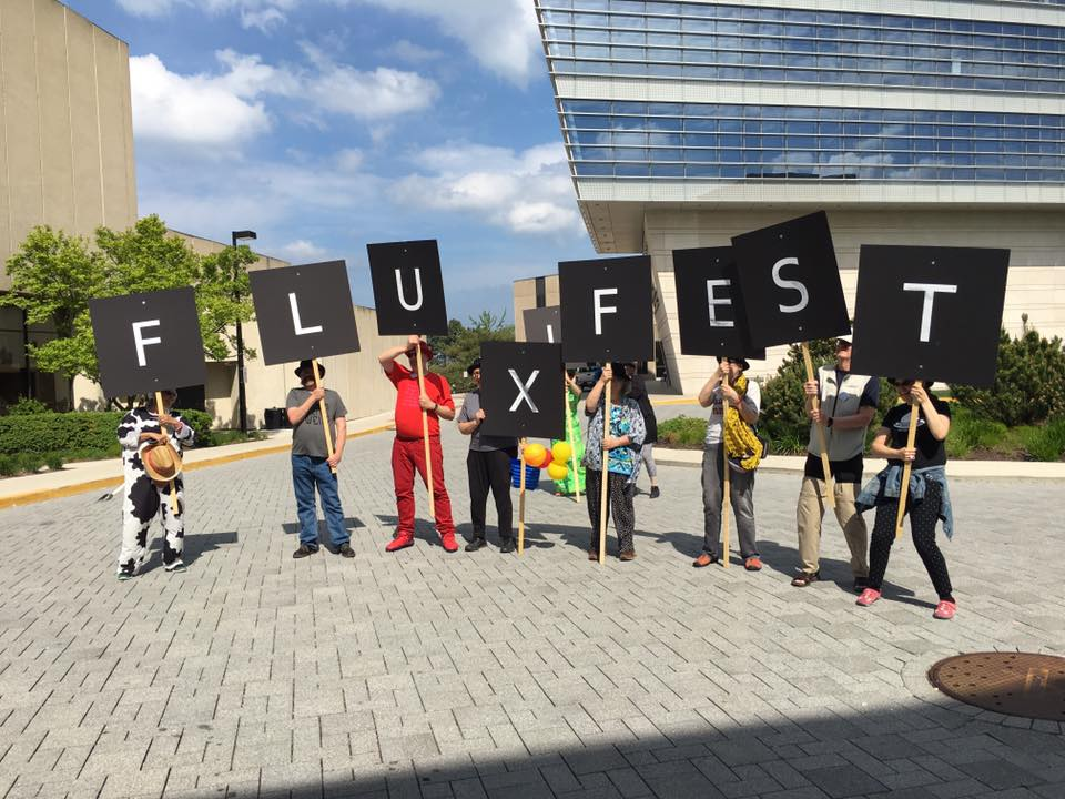 Fluxfest Chicago 2017 May 23 to May 28