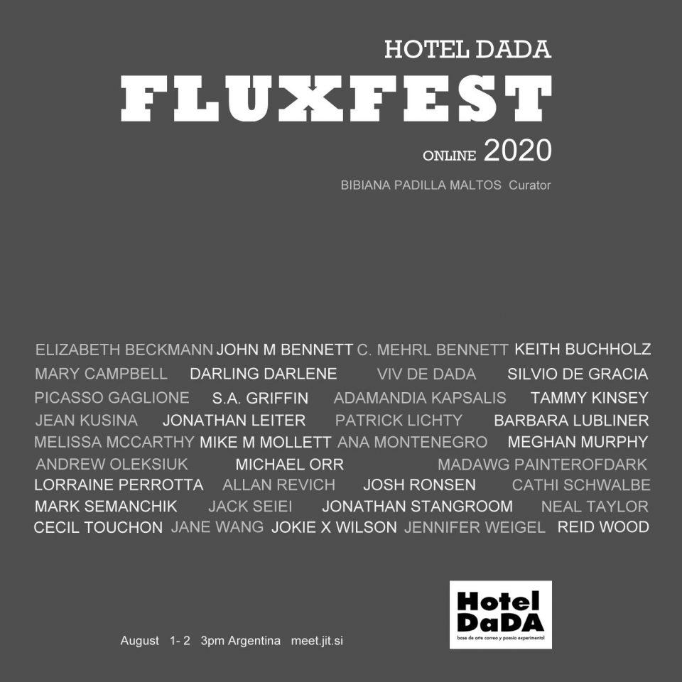 HOTEL DADA FLUXFEST 2020