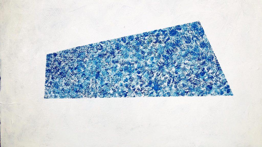 Blue Minimalism Trap